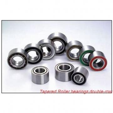 29685 29622D Tapered Roller bearings double-row