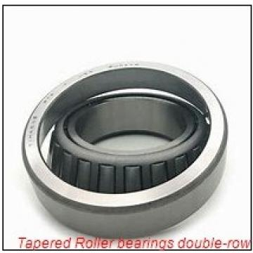 855 854D Tapered Roller bearings double-row