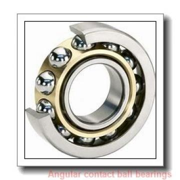 150TVL701 ANGULAR CONTACT THRUST BALL BEARINGS TYPE TVL