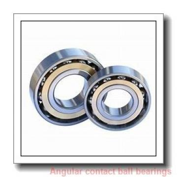 402TVL717 ANGULAR CONTACT THRUST BALL BEARINGS TYPE TVL