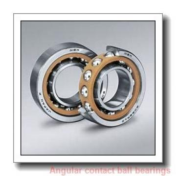 303TVL706 ANGULAR CONTACT THRUST BALL BEARINGS TYPE TVL