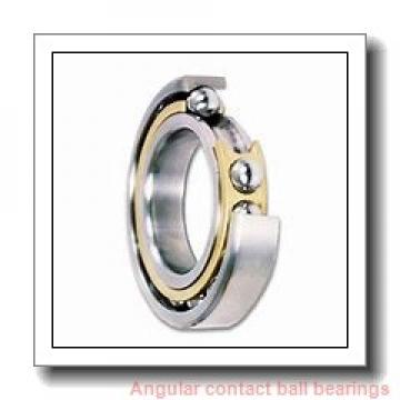 202TVL620 ANGULAR CONTACT THRUST BALL BEARINGS TYPE TVL