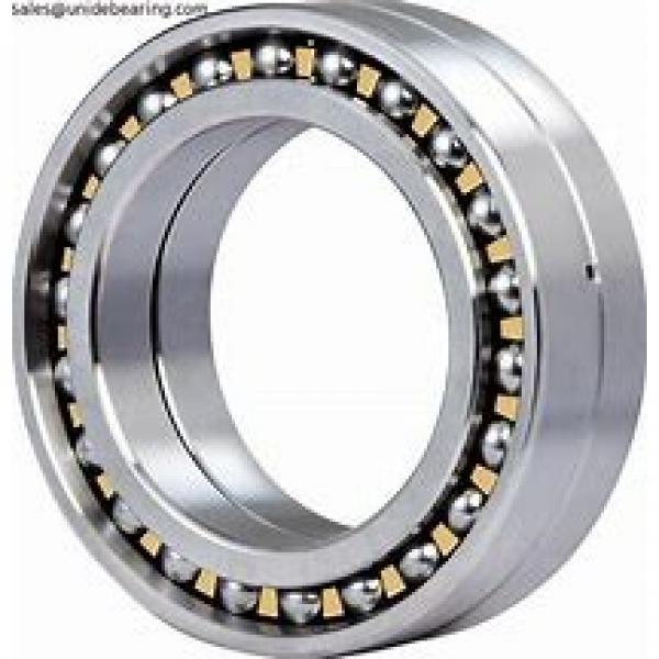 160BDY10E  Double row angular contact ball bearings #1 image